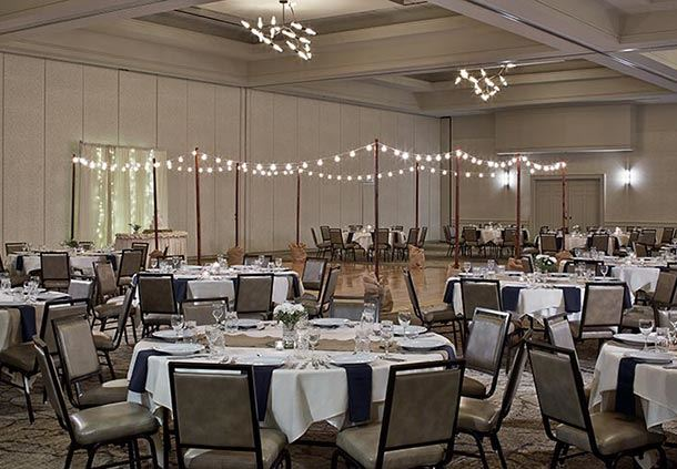 MeadowView Ballroom - Wedding Reception