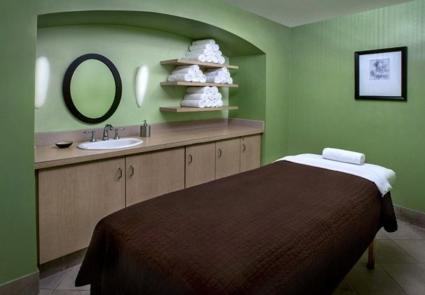 Spa - Treatment Room