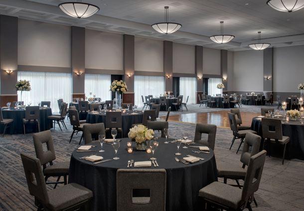 Alexander Ballroom - Banquet Setup
