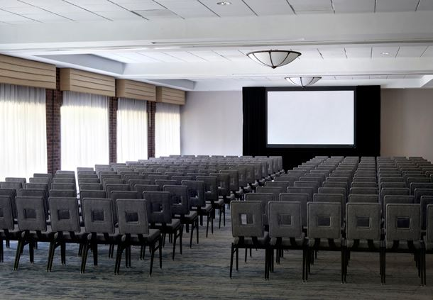 Princeton Meeting Room - Theatre Setup