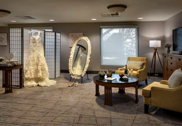 Ivy Suite - Bridal and Social Events