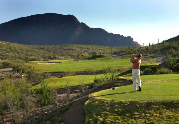 Roadrunner Course - 4th Hole