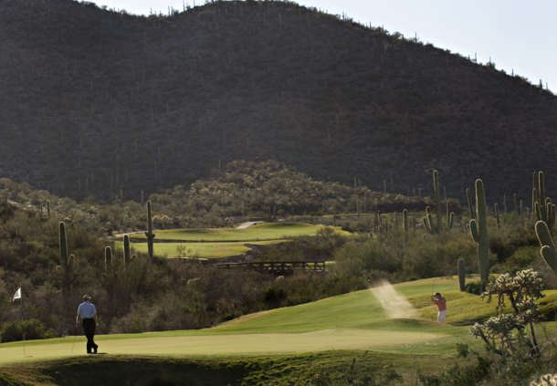 A True Desert Golf Experience