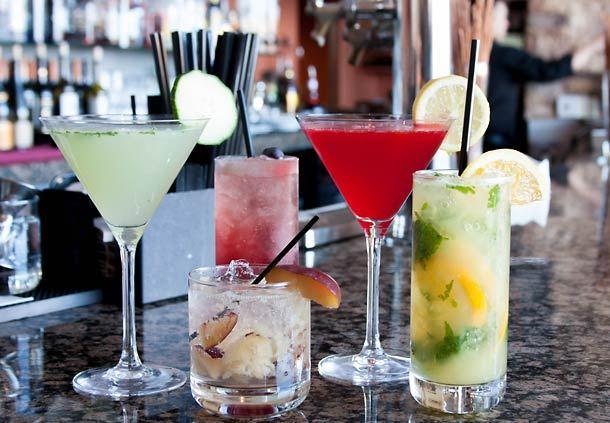 Salud Cocktails