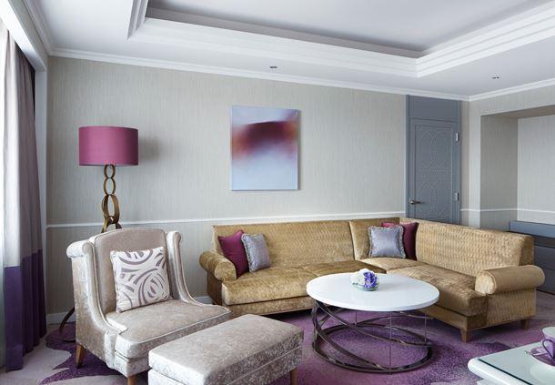 Junior Suite Living Area
