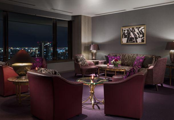 Executive Lounge Seating Area