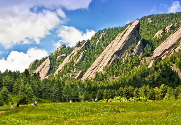 Boulder Flatirons - Outdoor Activities