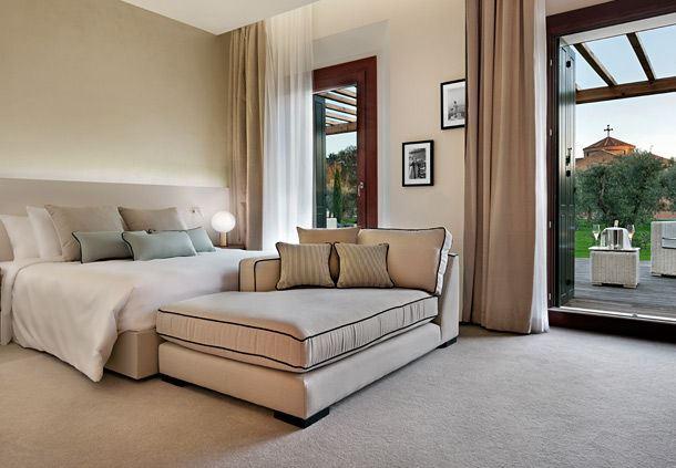 Uliveto Deluxe Guest Room