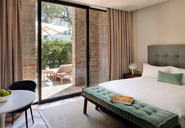 La Residenza Deluxe Guest Room
