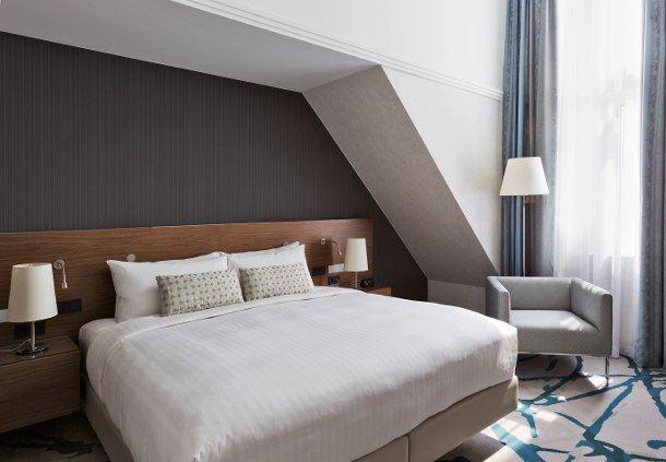 King Superior Executive Guest Room - Bedroom