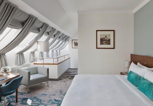 Maisonette Suite Bedroom