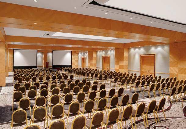 Ballroom A-D - Theater Setup