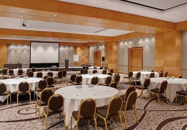 Ballroom A-D - Banquet Setup