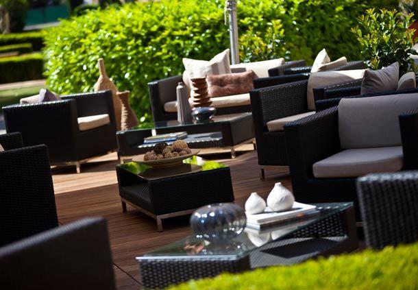City Garden Lounge