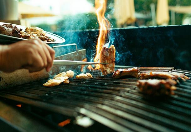 City Barbecue Grill 1