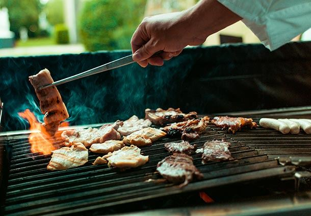 City Barbecue Grill 2