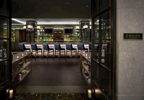 Edgar Bar & Kitchen - Entrance