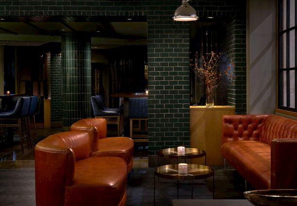 Edgar Bar & Kitchen - Lounge Seating