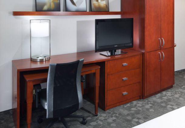 Guest Desk