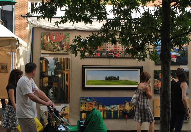 Alexandria's King Street Art Festival