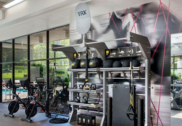 TRX Machine