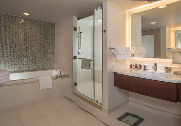 Marquis Suite - Bathroom