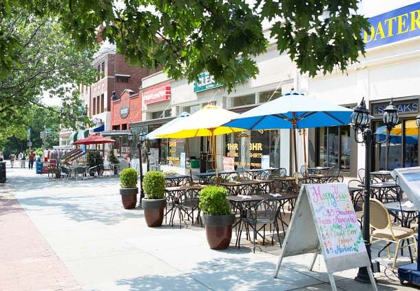Woodley Park Restaurants