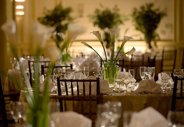 Luxurious Event Spaces
