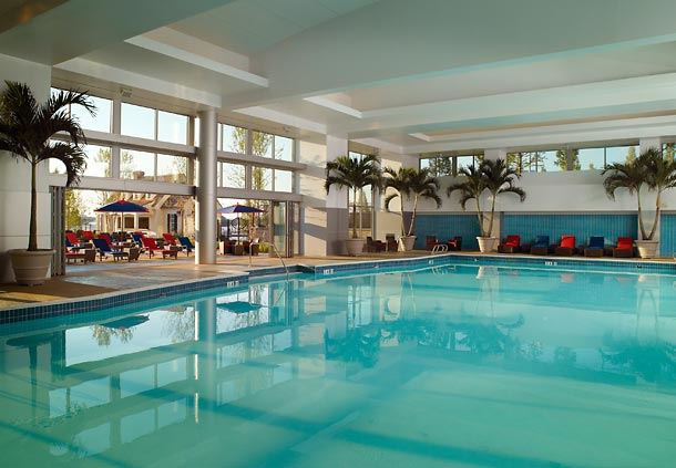 Relâche Spa Indoor Pool