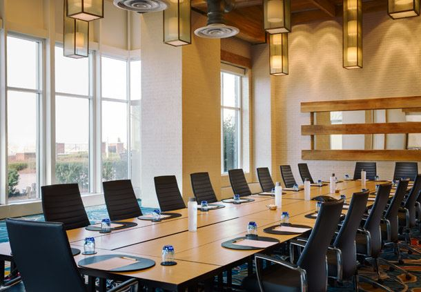 Eastern Shore Meeting Rooms