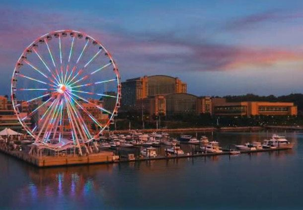 Top ten reasons for meeting at the Gaylord Hotels