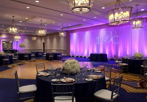 Ballroom Setup - Annapolis Room