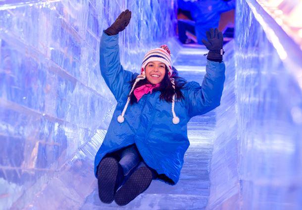 ICE! Slide