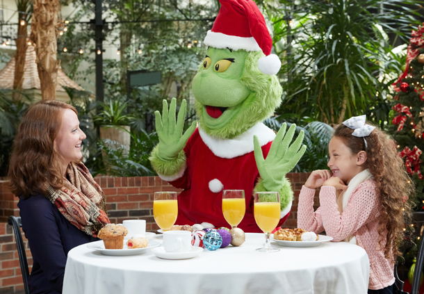 Feast with The Grinch