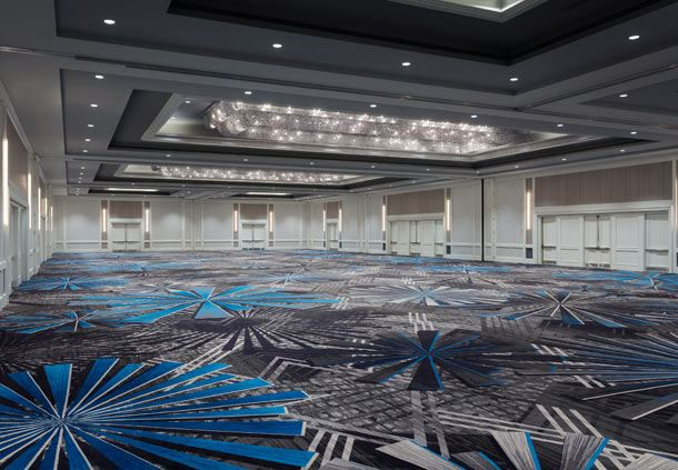 Re-Imagined Arlington Ballroom