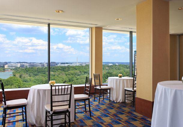 Capital View Ballroom – Cocktail Reception