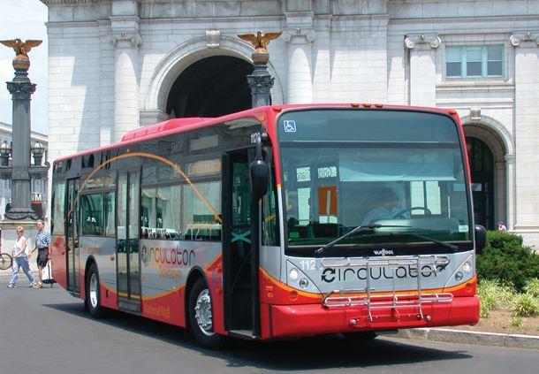 D.C. Circulator Bus