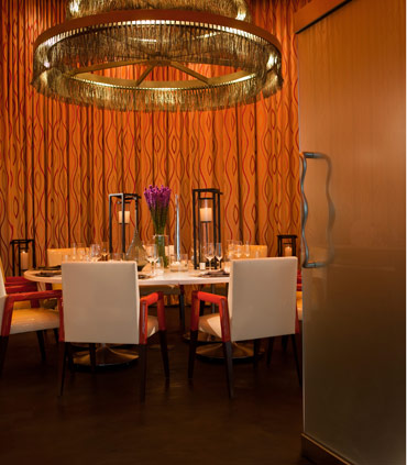 SOCCi Private Dining