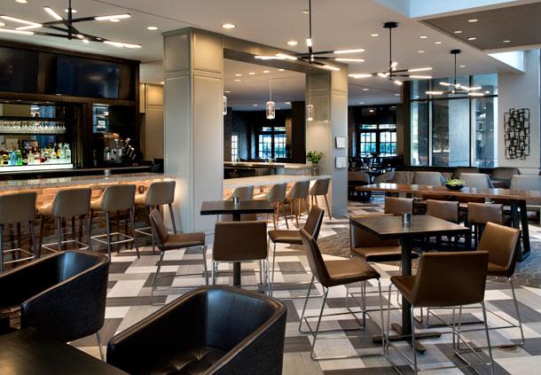 Darcy's Kitchen + Bar - Bar Seating