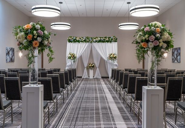 Great Falls - Wedding Ceremony