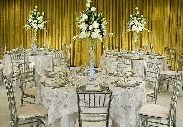 Fairfax Ballroom - Wedding Reception