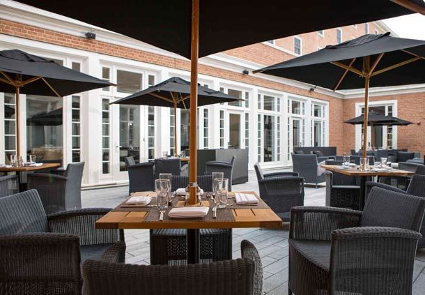 The Common - Outdoor Seating