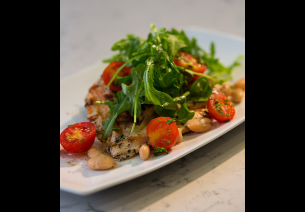 The Common - Chicken Paillard