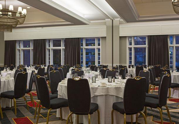 Potomac Ballroom - Banquet Setup