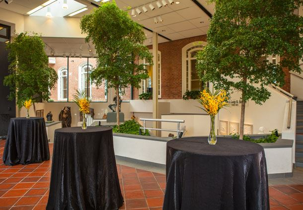 Gallery Pre-Function Sculpture Garden