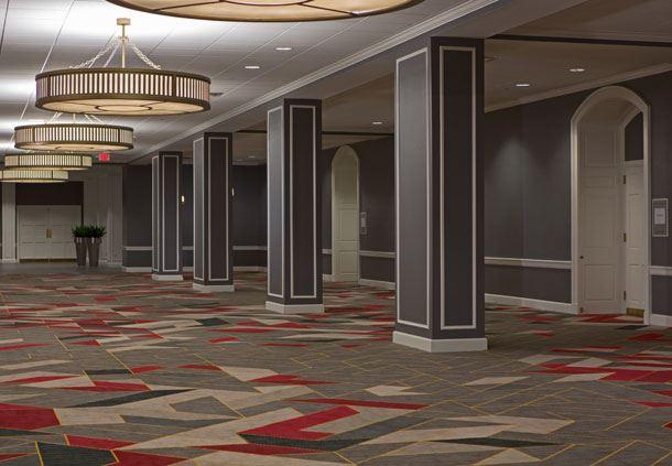 Pre-Function Area - Ballroom Hallway