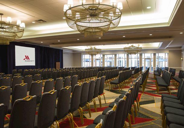 Chesapeake Ballroom - Theater Setup