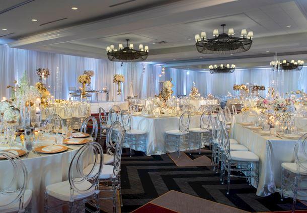 Chesapeake Ballroom - Wedding