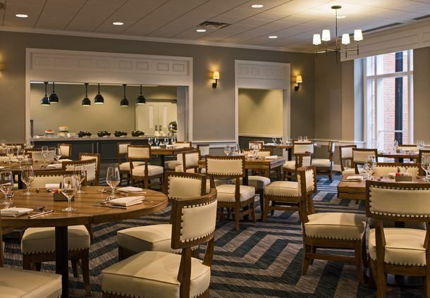 Patuxent Meeting Room - Banquet Setup