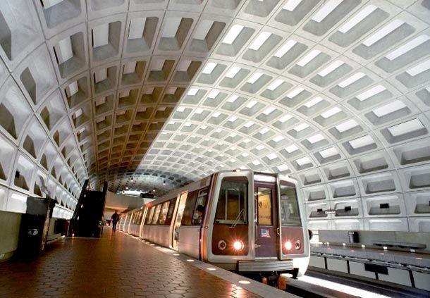 DC Metro Rail